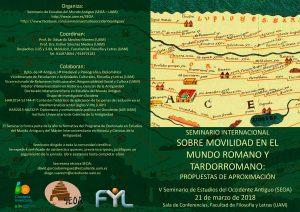 movilidad mundo romano tardorromano