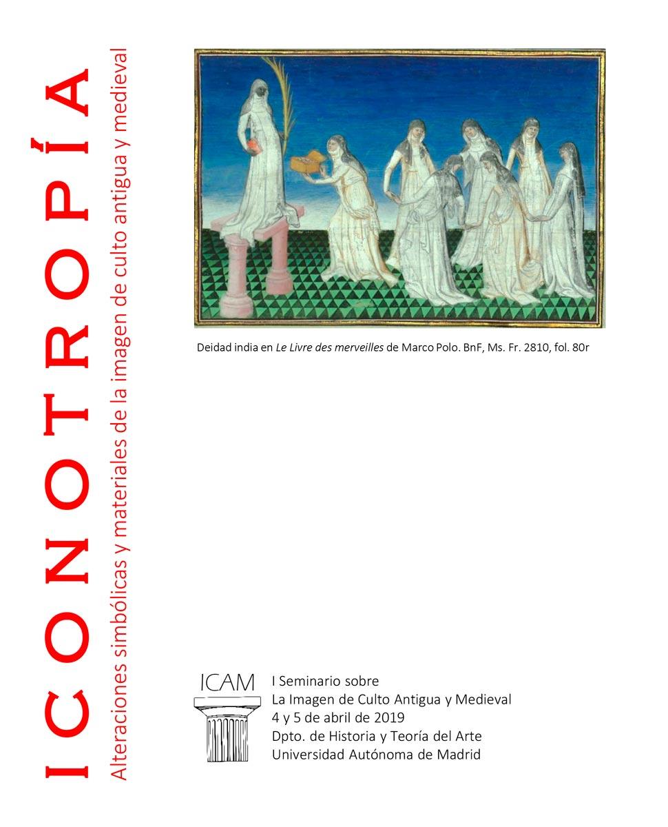 La Imagen de Culto Antigua y Medieval